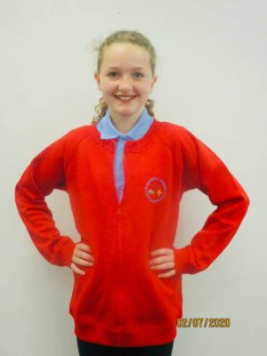 St. Mary's RC Primary School Barnard Castle Zip Top