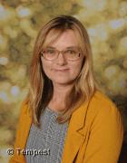 Mrs H Tait, Headteacher of St. Margaret's School Crossgate Peth Durham DH1