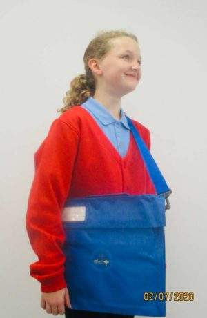 St. Mary's RC Primary School Barnard Castle Book Bag