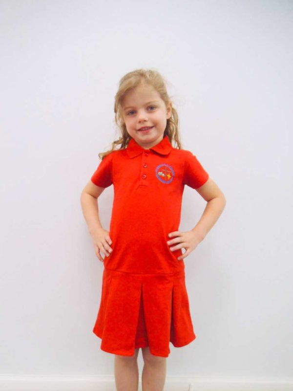 St. Mary's RC Primary School Barnard Castle Polo Dress