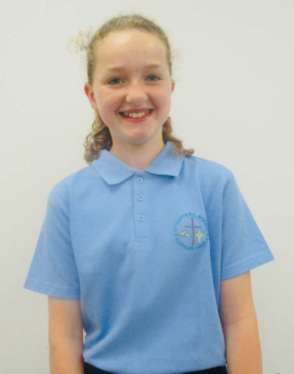 St. Mary's RC Primary School Polo Shirt
